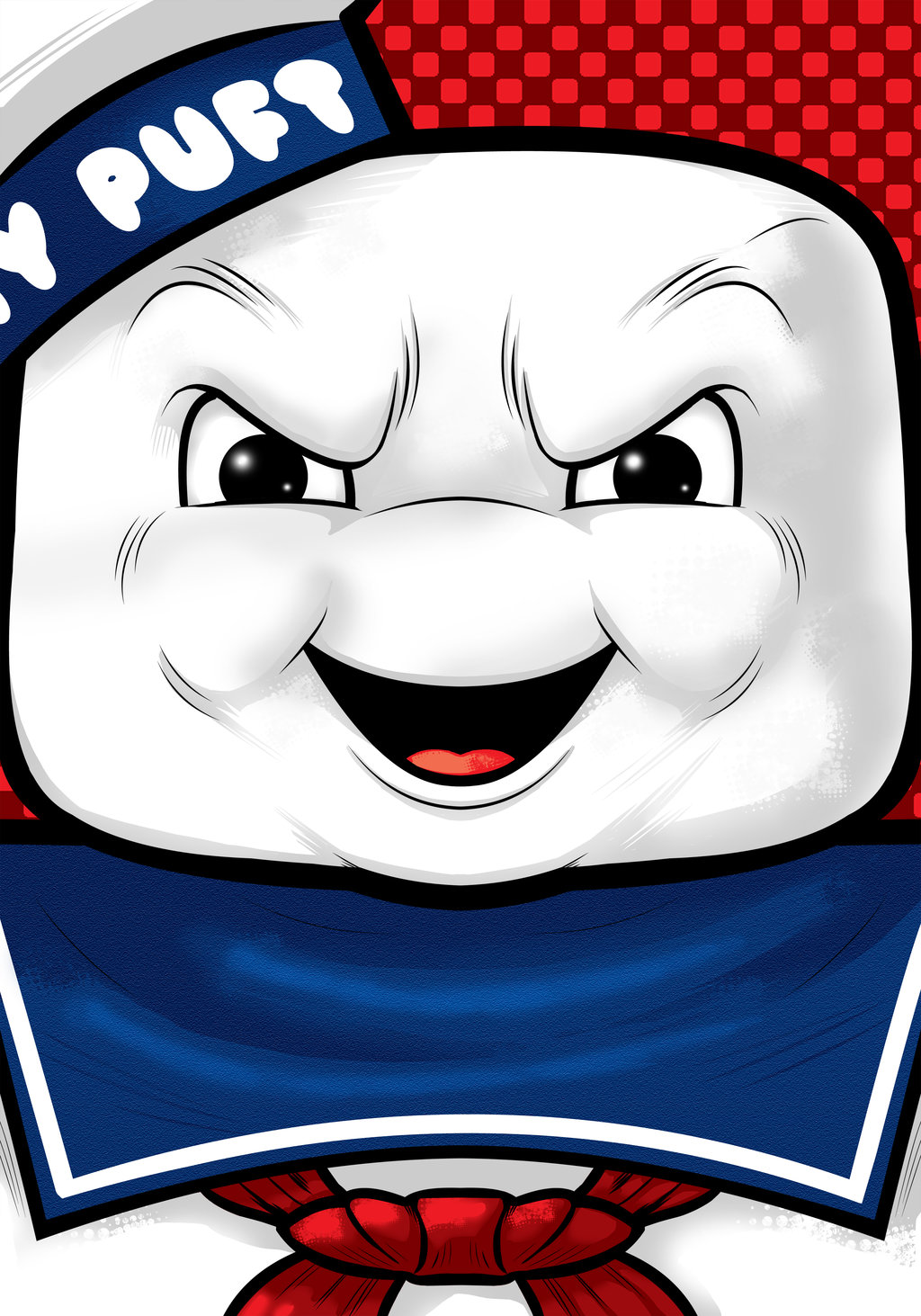 GHOSTBUSTERS FANS — herochan: Stay Puft Marshmallow Man Created by.