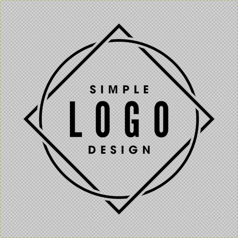 How To Design A Simple Logo with GIMP.