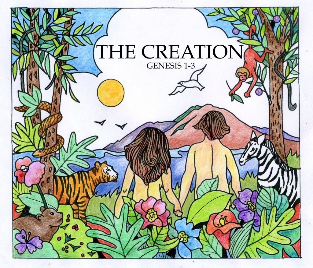Creation Clip Art Free.