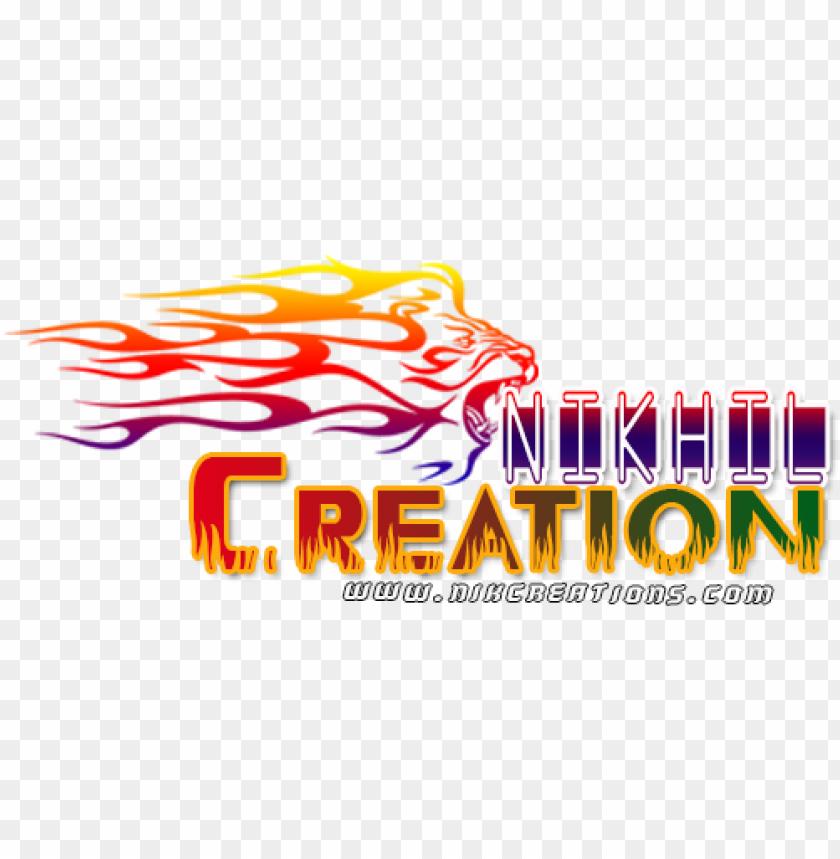 04 name png logo nik creation.
