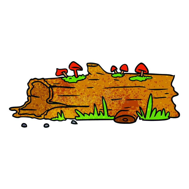 Textured Grunge Cartoon Tree Log Stumps Garden Nature Outdoor Free.