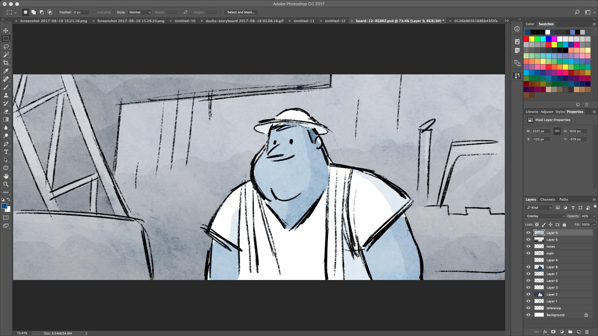 Storyboarder.