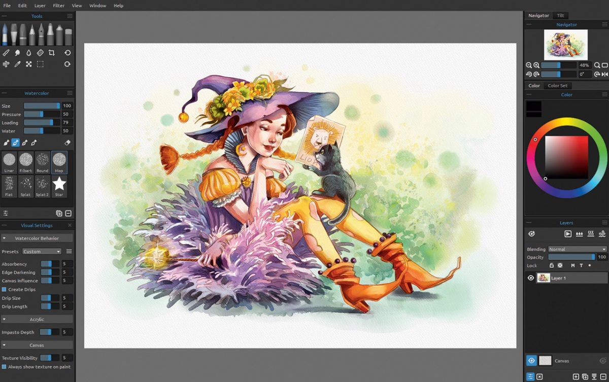 The best digital art software for creatives in 2020.
