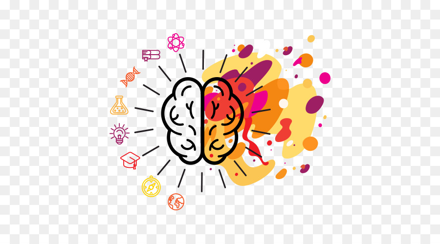 Brain Cartoon clipart.