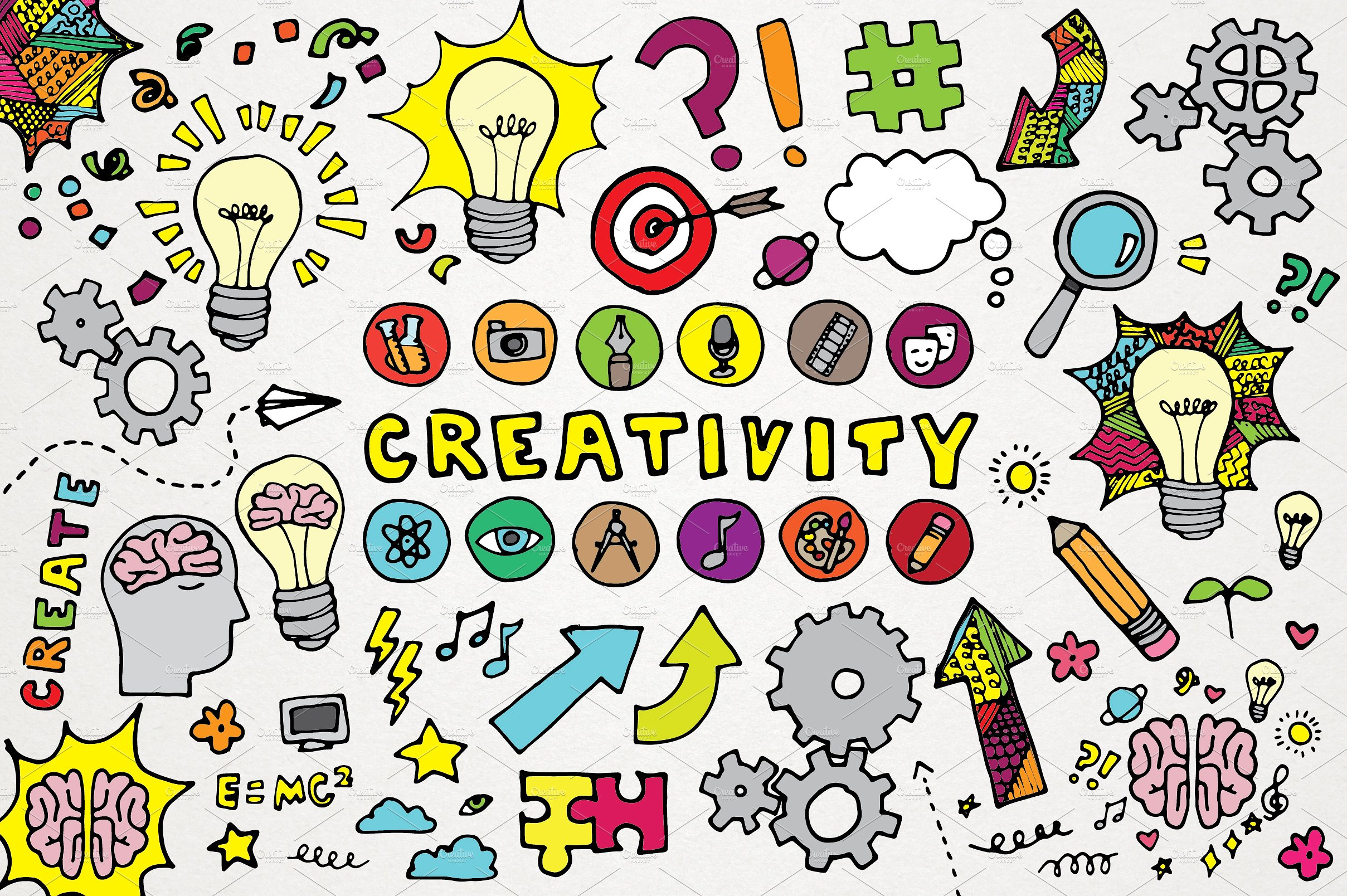 Creative clipart 9 » Clipart Station.