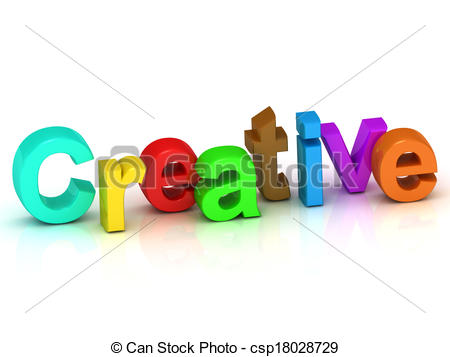 Creative cliparts.