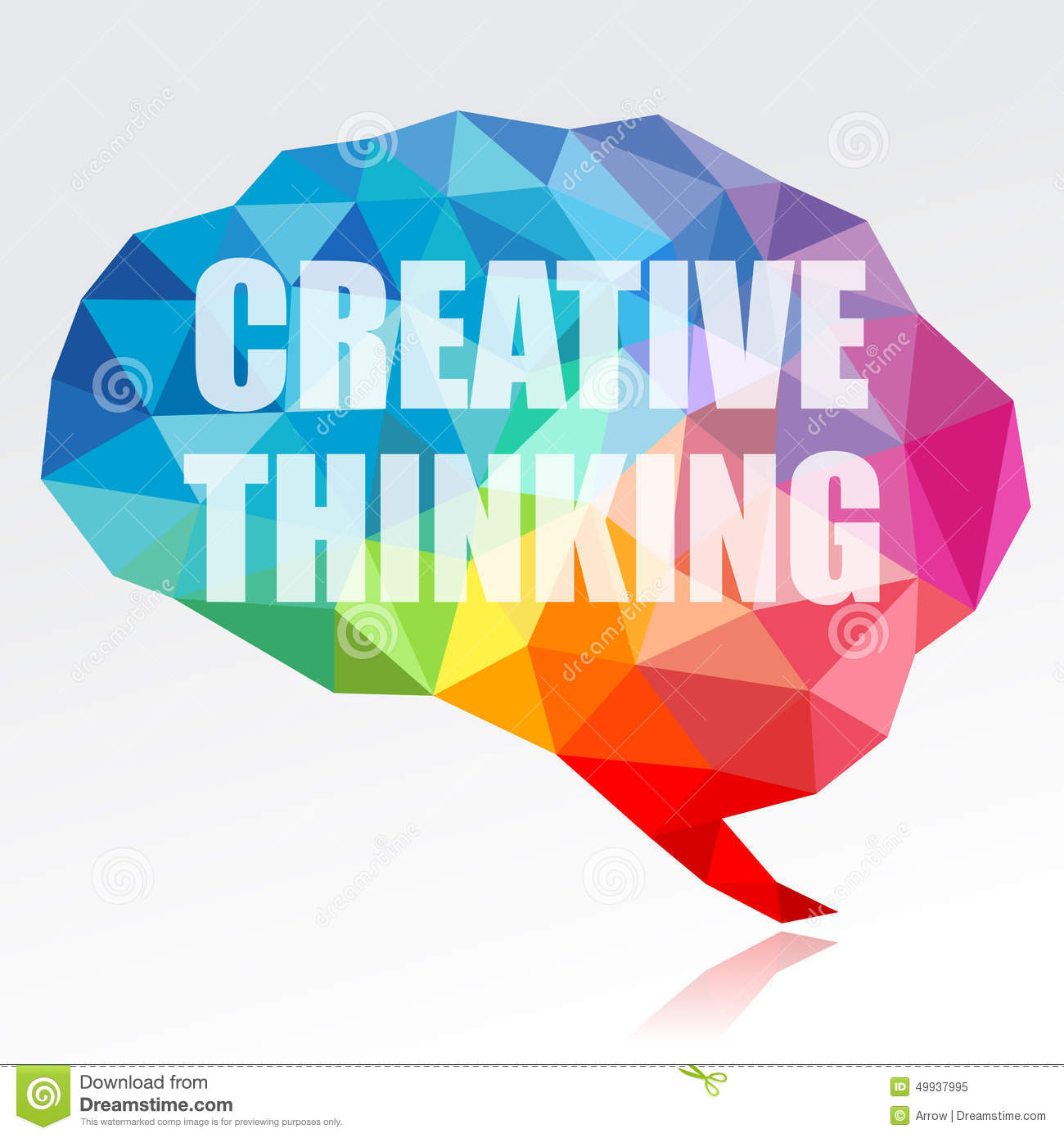 Creative thinking clipart 2 » Clipart Station.
