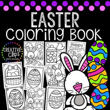 Easter Coloring Pages {Spring Coloring Pages}.