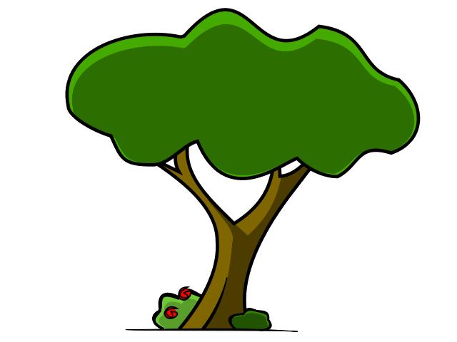 Creative Commons Tree Clipart.