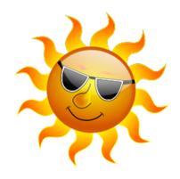 Sun Creative Commons Clipart.
