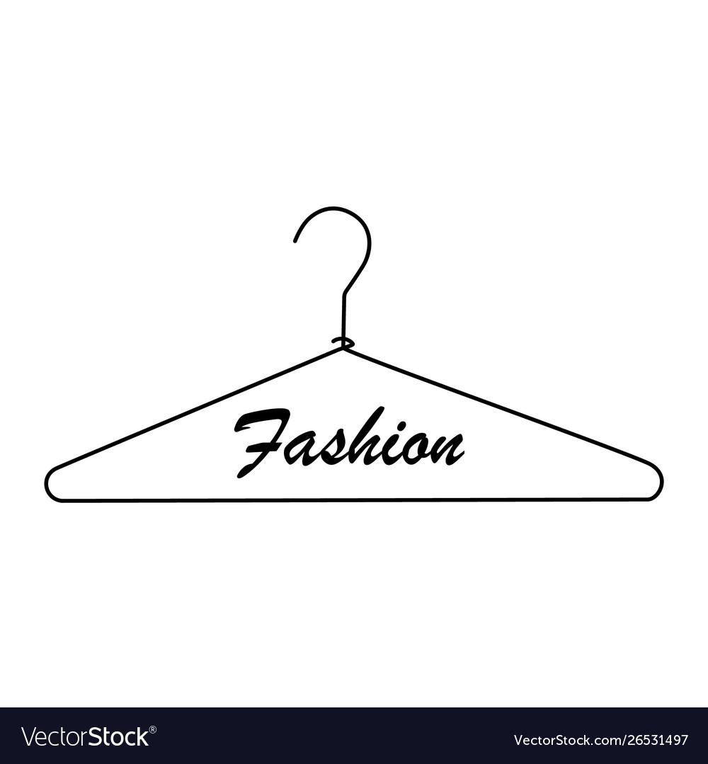 Creative fashion logo design.