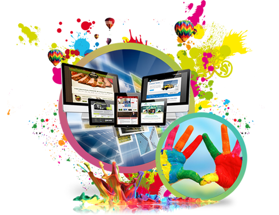 SSoft Solutions Website Design company in Bhopal.