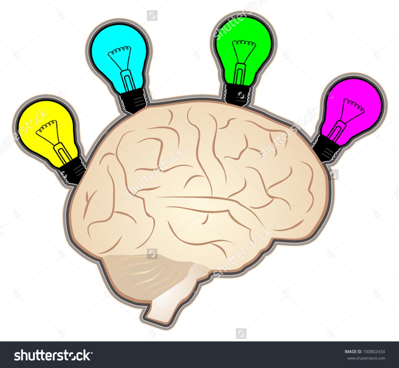 Free Creative Brain Cliparts, Download Free Clip Art, Free.