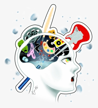 Creative Brain Png PNG Images.
