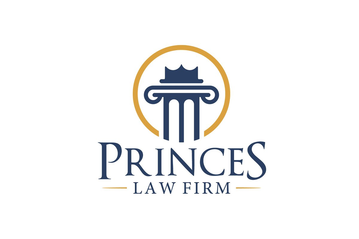 Creative Logo Design for Law Firm.