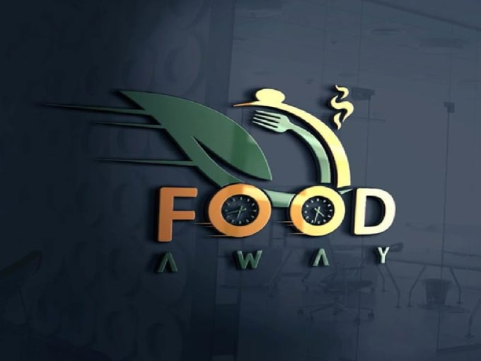 design creative logo for restaurant catering or food brand.
