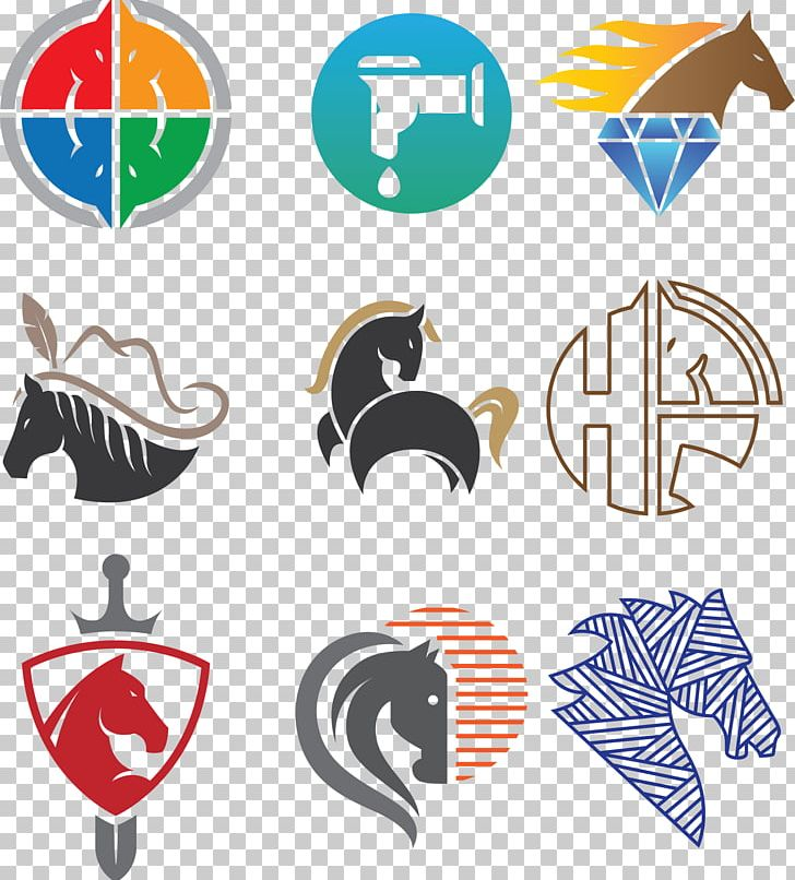 Horse Logo Illustration PNG, Clipart, Apple Logo, Cartoon.