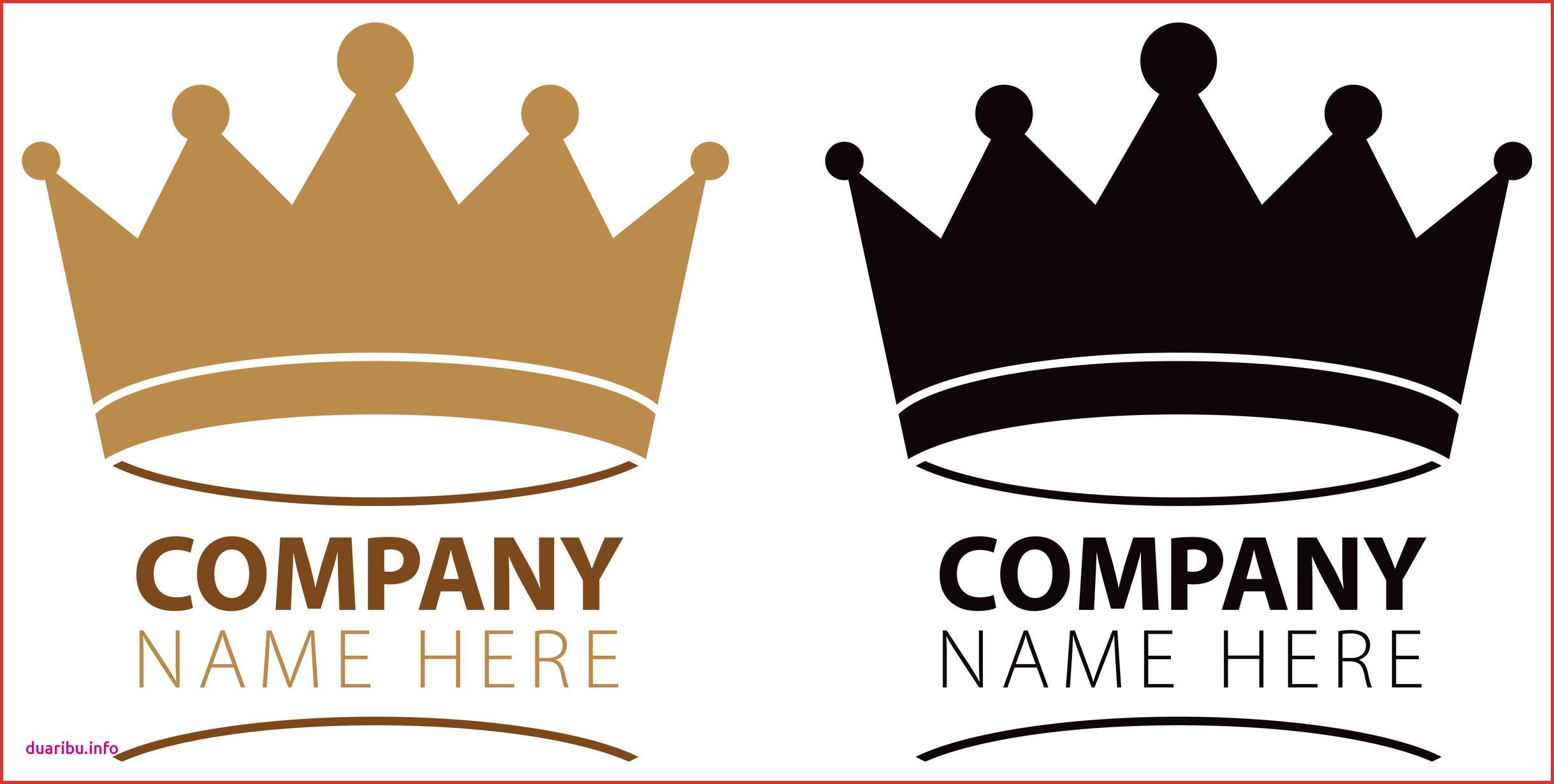 Elegant Logo Design Creative Ideas Concept.