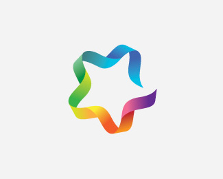 45 Mind Blowing Colorful Logo Designs.