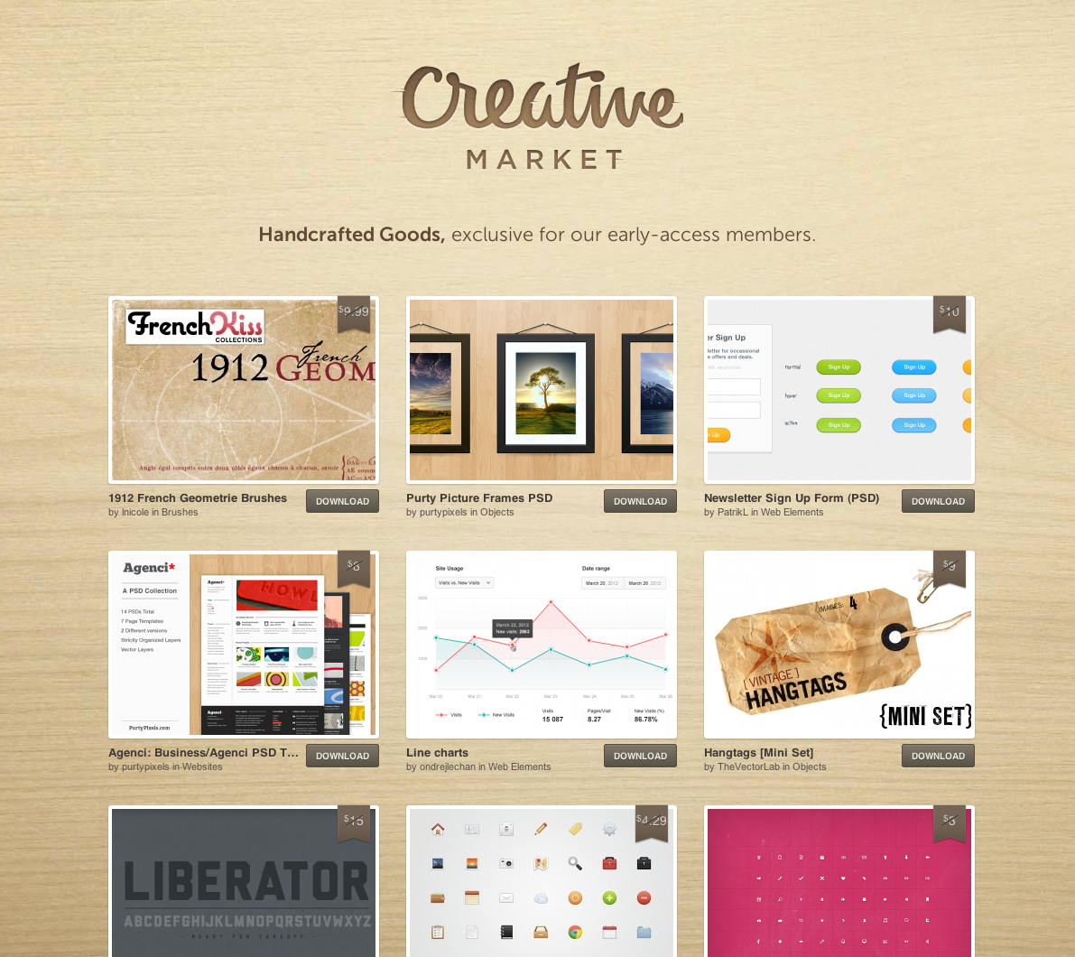 Creative Market Nabs $1.3M From SV Angel, CrunchFund To Become An.
