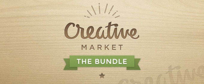 Creative Market] Mega Bundle October 2015.