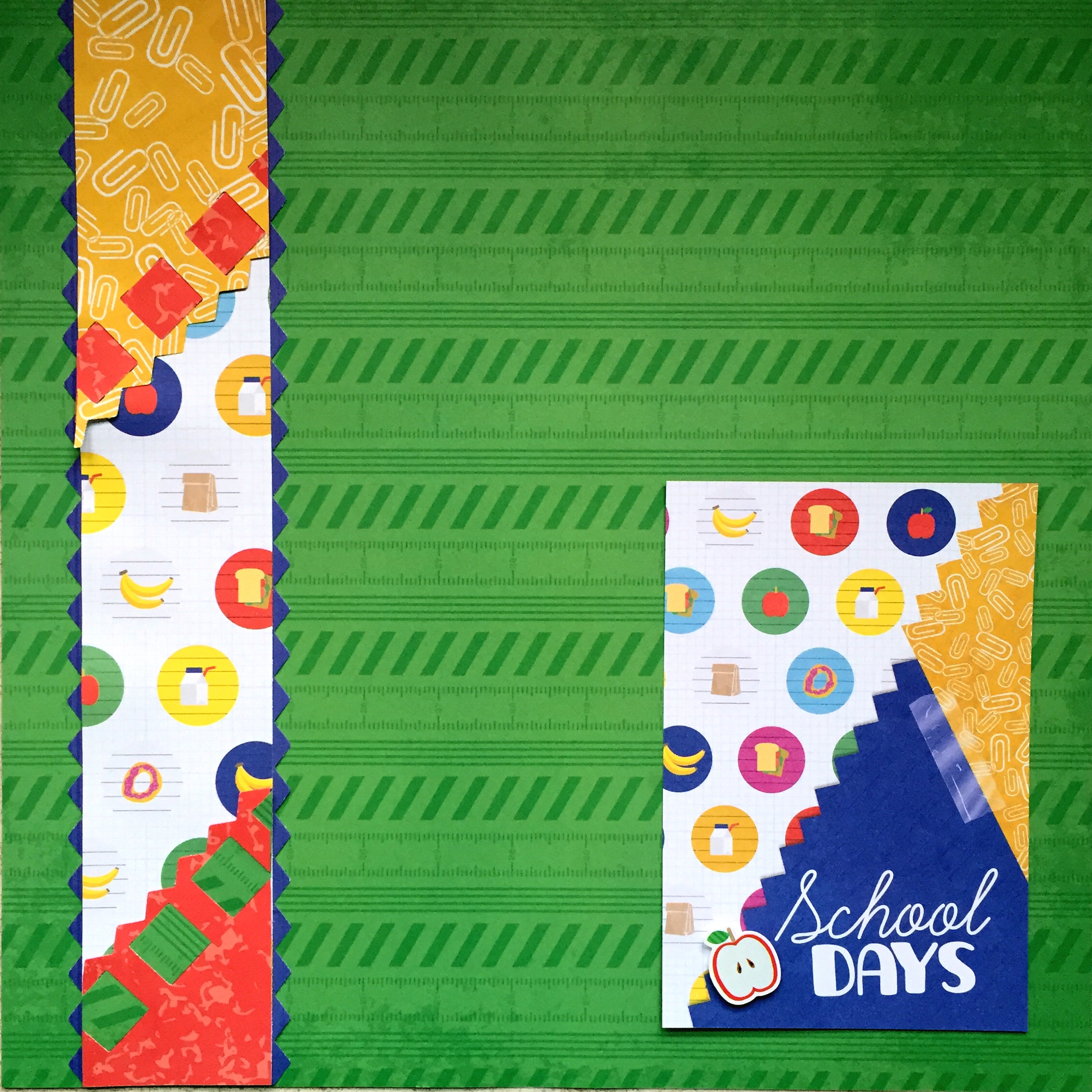 Back to school Scrapbook Ideas to Make Study Buddies.