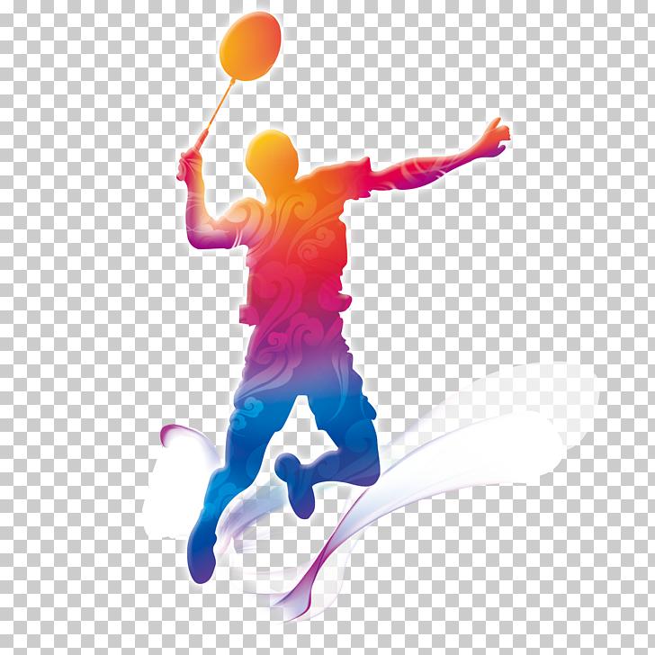 Badminton Motion graphics, Badminton Players Creative.