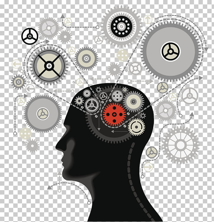 Mind map Thought Subconscious Awareness, Creative Thinking.