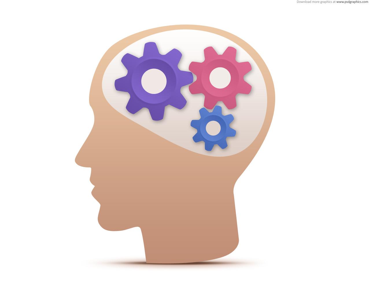 Creative Thinking Clipart.