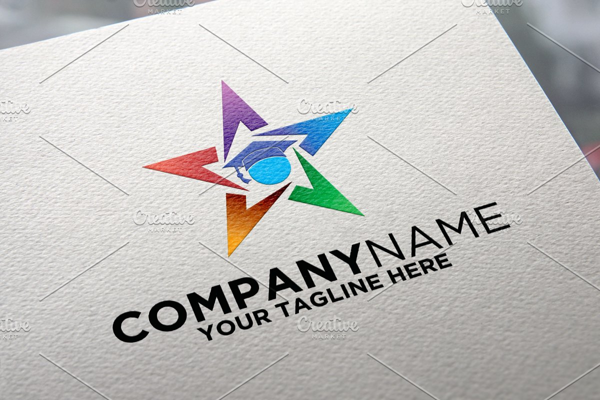 Stars Creativity Logo.