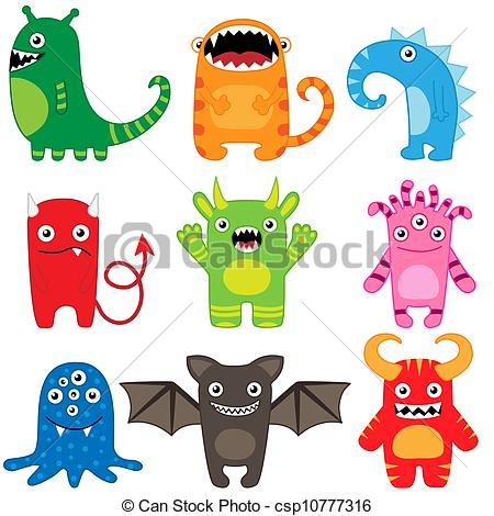 Creature Clipart and Stock Illustrations. 82,091 Creature vector.