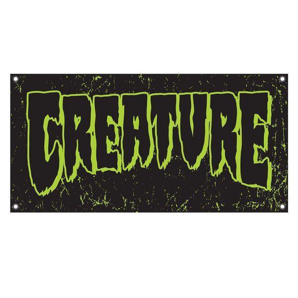Creature Logo Banner.