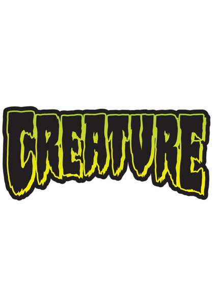 Creature Logo Decal 4\
