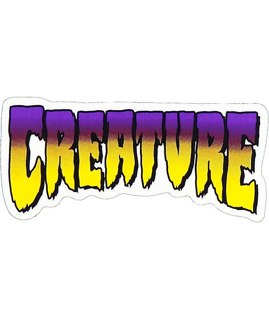 Creature Purple Logo 5\