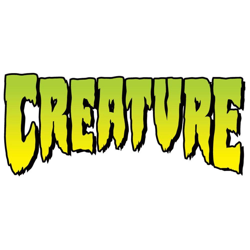 Creature Logo Decal Sticker.