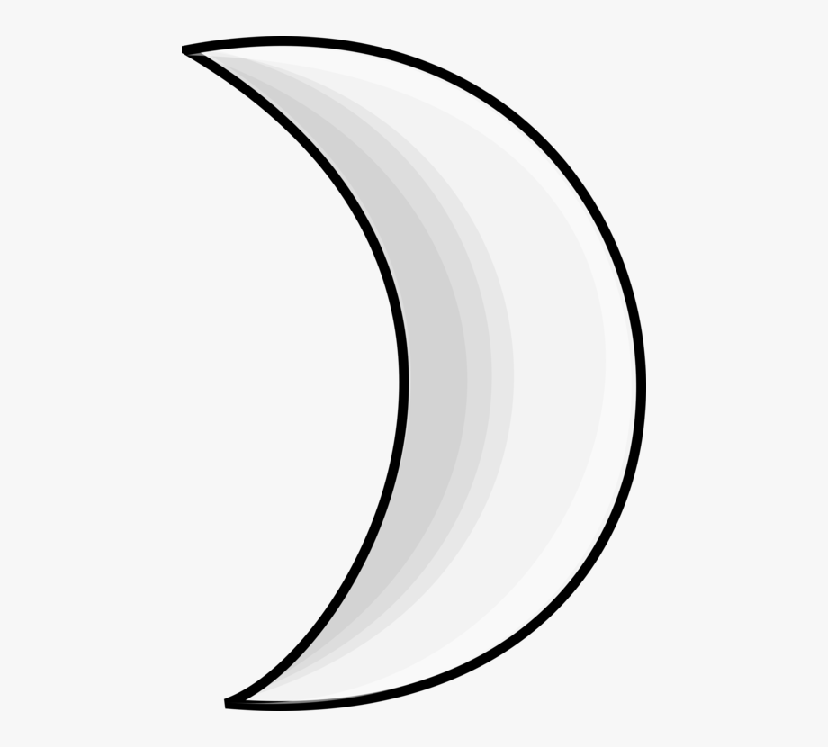 Moon Clipart Drawing.