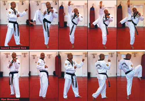 Taekwondo Fighting Stance Related Keywords & Suggestions.