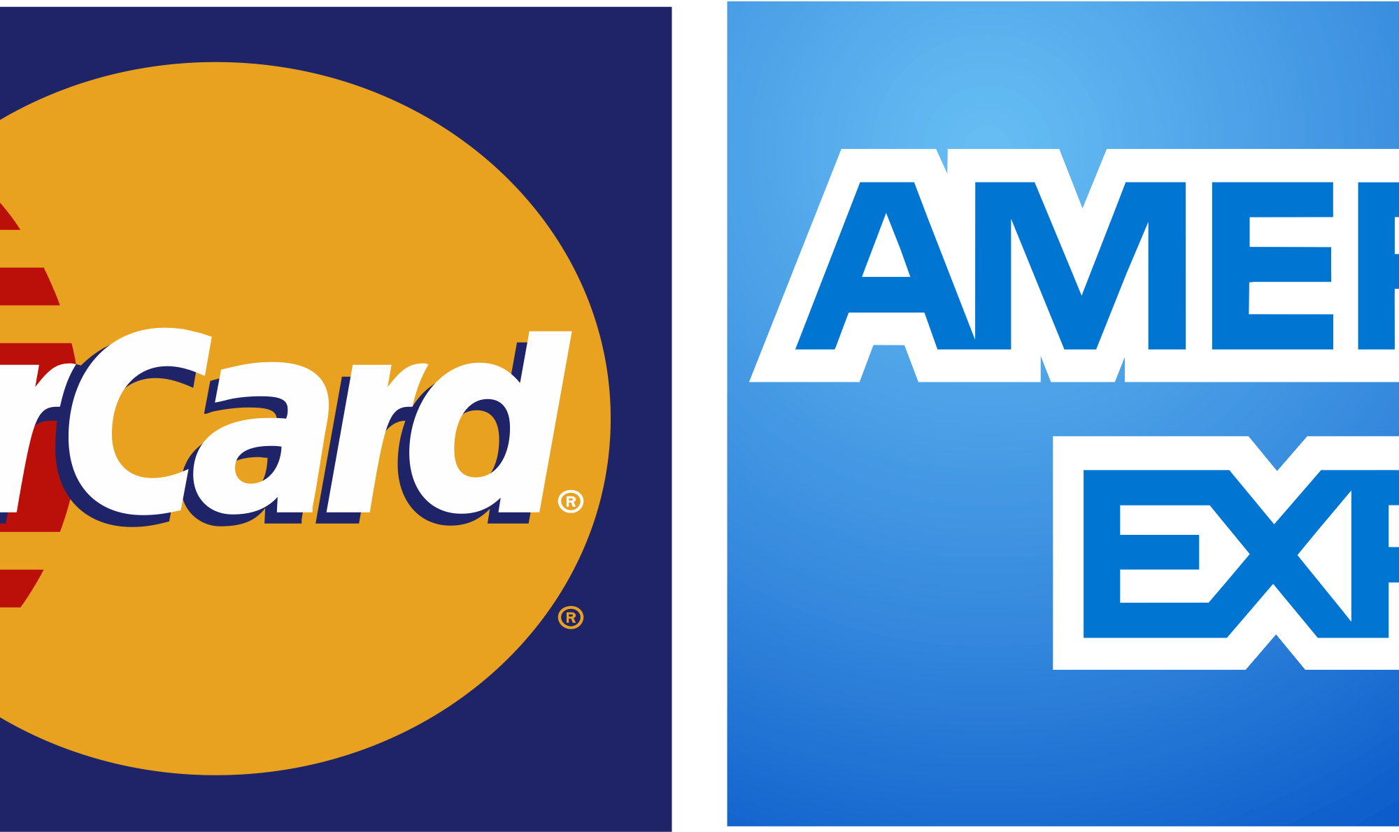 Major Credit Card Logo.