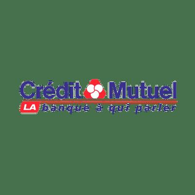 Crédit Agricole Logo transparent PNG.