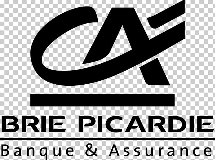 Crédit Agricole Logo Brand PNG, Clipart, Area, Black And White.