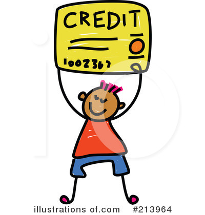 Credit Card Clipart #213964.