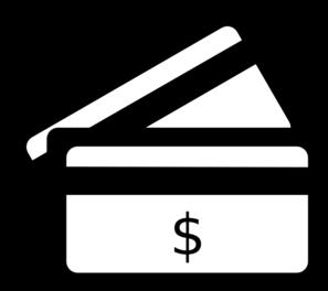 Credit card clip art.
