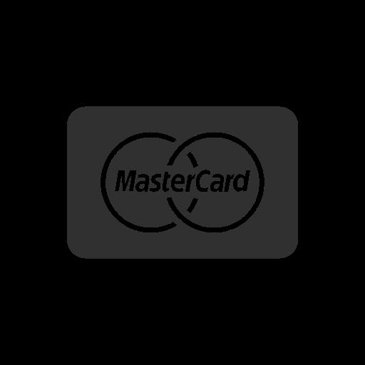 Atm card, credit card, debit card, mastercard icon.