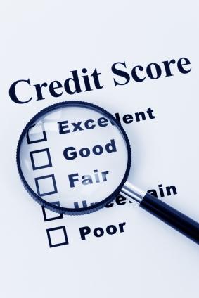 Credit score clipart.