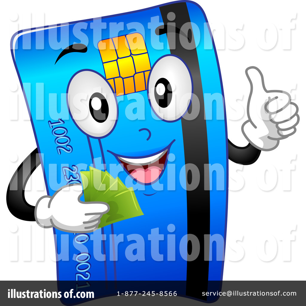 Credit Card Clip Art.