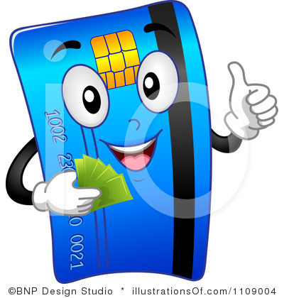 Credit Card Clip Art & Credit Card Clip Art Clip Art Images.
