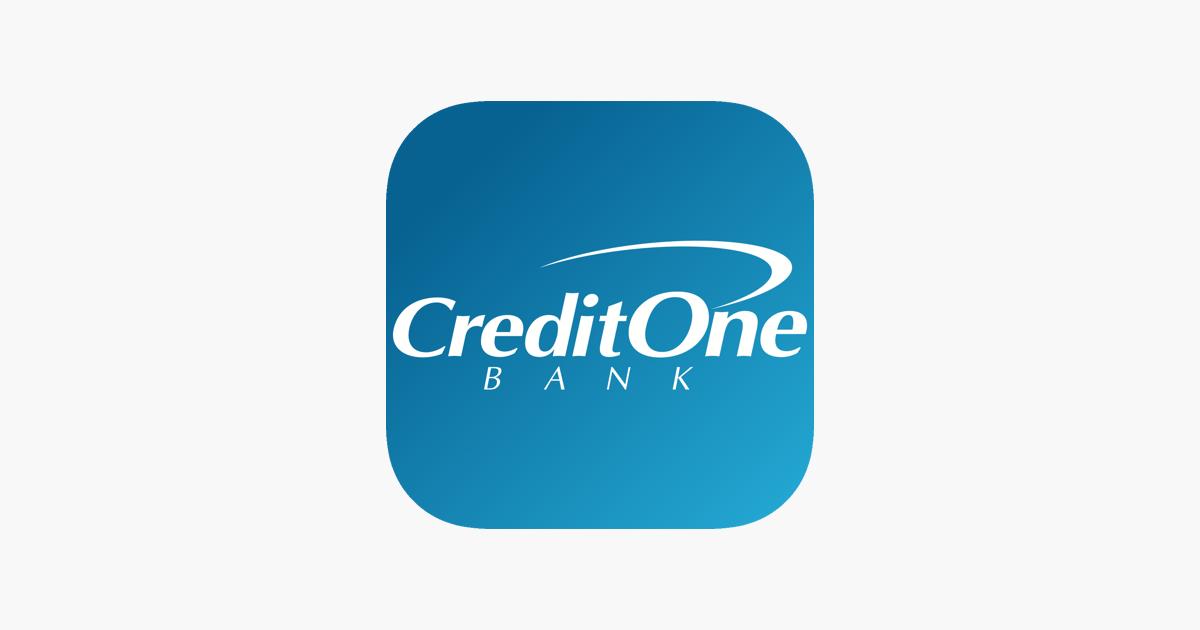 Credit One Bank Mobile en App Store.