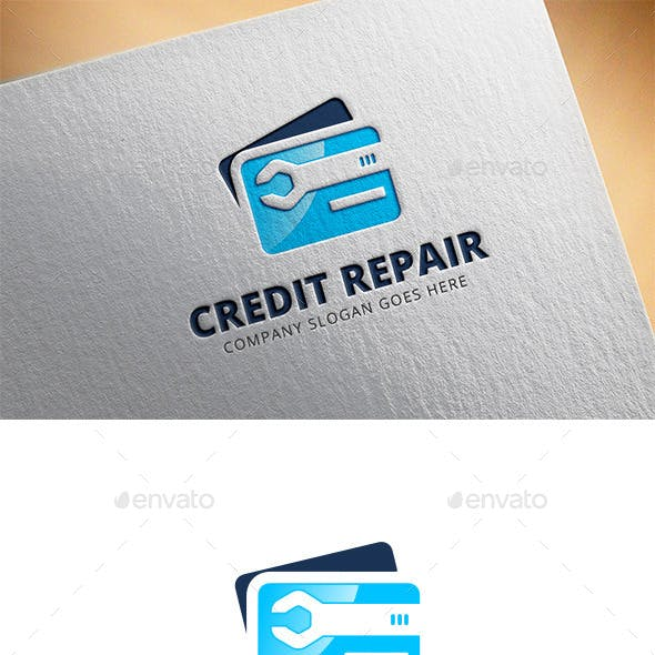 Credit Company Logo Templates from GraphicRiver.