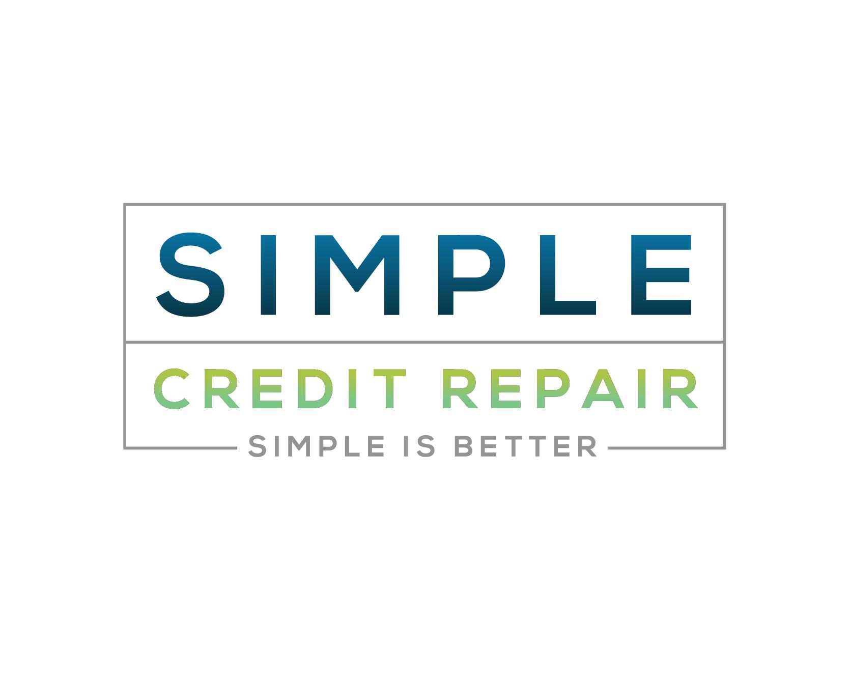 Logo Design Contest for Simple Credit Repair.