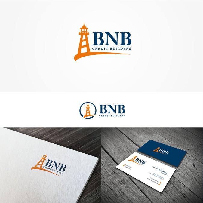 Logo design for a credit repair companyBNBCredit.